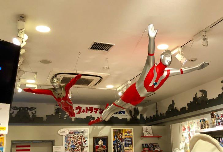 ウルトラマンワールドM78 東京スカイツリータウン・ ソラマチ店|思わず「ジョワッ!」と叫びたくなるウルトラマン専門店