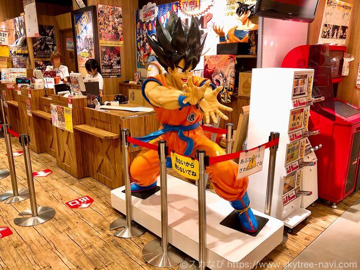 ジャンプショップ 東京スカイツリータウン・ソラマチ店|過去の名作から最新作までジャンプ作品のグッズがそろう店