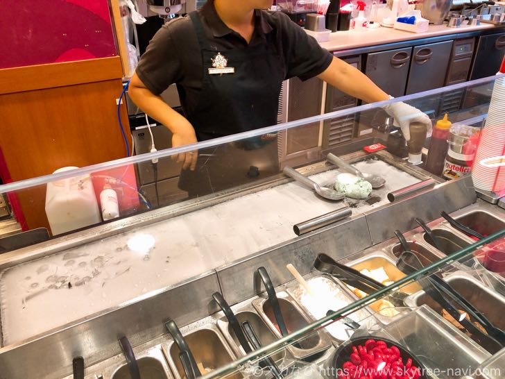 コールドストーンクリーマリー東京スカイツリー•ソラマチ店|アメリカ発最高にハッピーなアイスクリームが食べられるお店