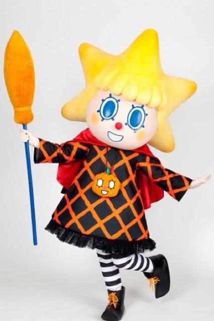 ソラカラちゃんのハロウィン衣装