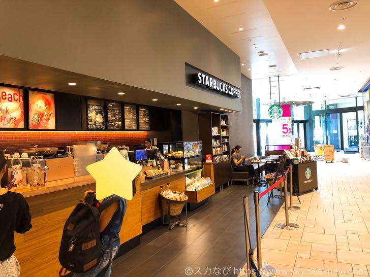 スカイツリー・ソラマチで早朝から営業しているカフェ・お店・スポットまとめ