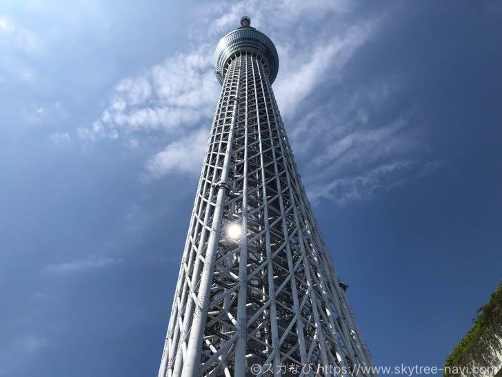【ソラマチ内】東京スカイツリー 絶好の写真撮影スポットまとめ【おすすめ】