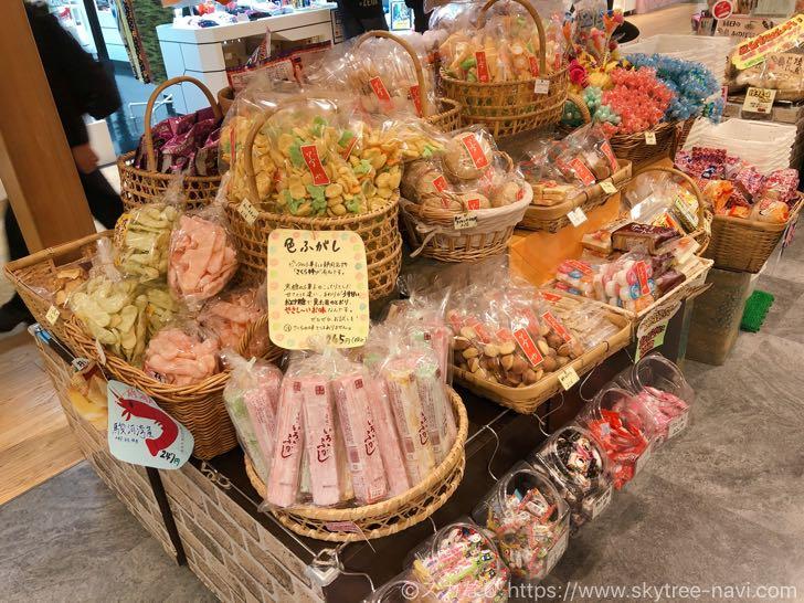 むかし懐かしの駄菓子屋がここに!ソラマチ「だがし夢や」はお菓子のワンダーランド!