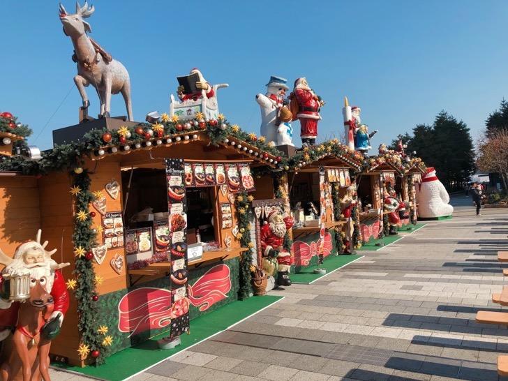 ソラマチのクリスマスマーケット 2018