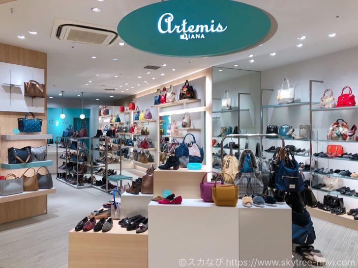 【保存版】ソラマチの靴屋さんまとめ|子供・メンズ・レディースいろいろ!