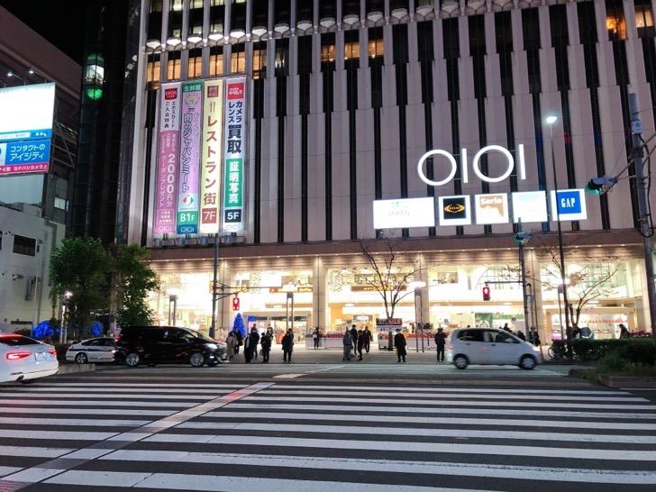 錦糸町丸井閉店情報