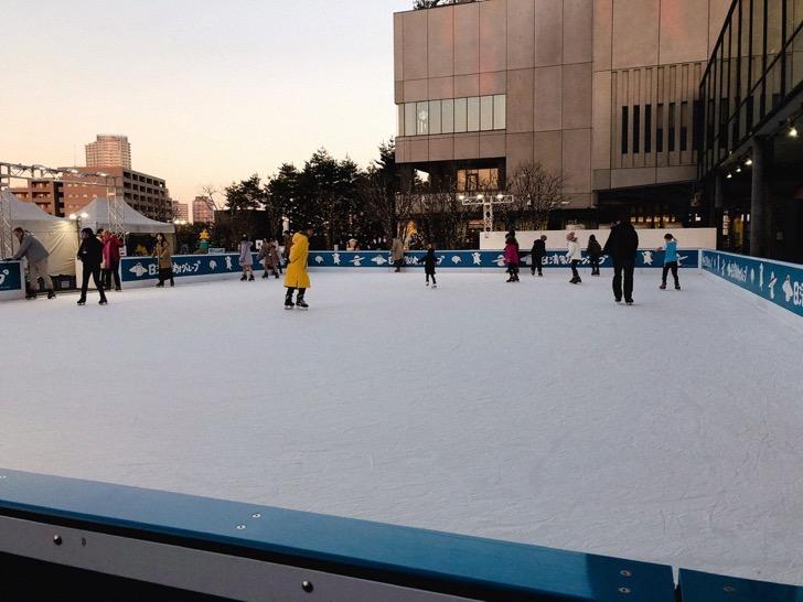 スカイツリー ソラマチ アイススケートパーク2019最新情報をお届け!