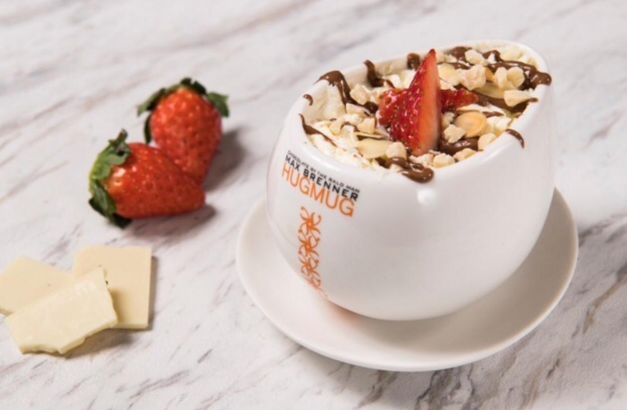 MAX BRENNER CHOCOLATE BAR|マックスブレナー ホワイトチョコレートストロベリーティー