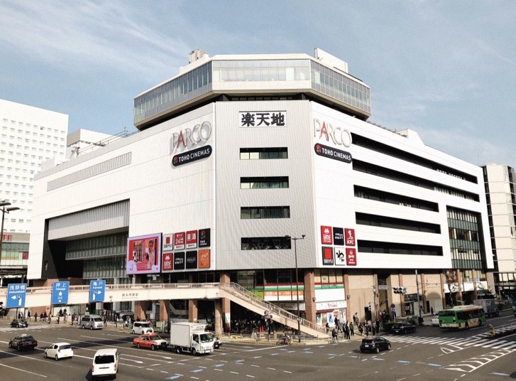 郵便 パルコ 錦糸 局 町