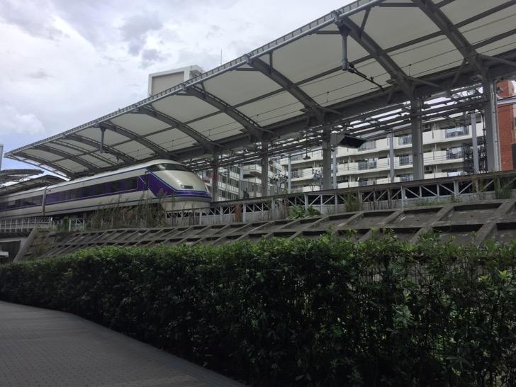 東京スカイツリータウン・ソラマチの最寄り駅
