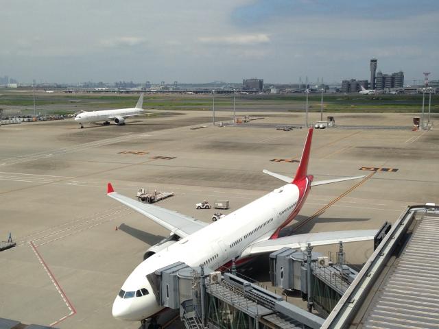羽田空港からスカイツリー