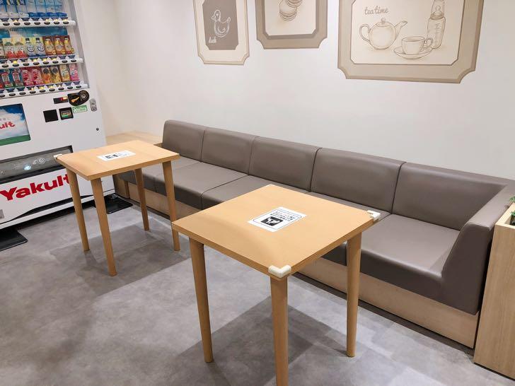 錦糸町丸井 授乳室