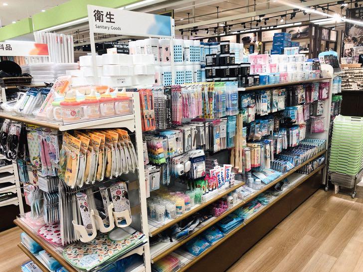 錦糸町 オリナス セリア 100円ショップ
