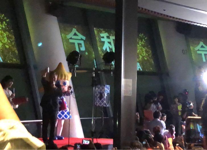 改元イベント スカイツリー ソラマチ