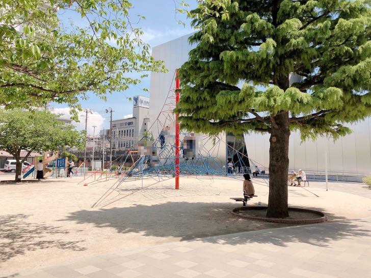 墨田区のじゃぶじゃぶ池&水遊びができる場所