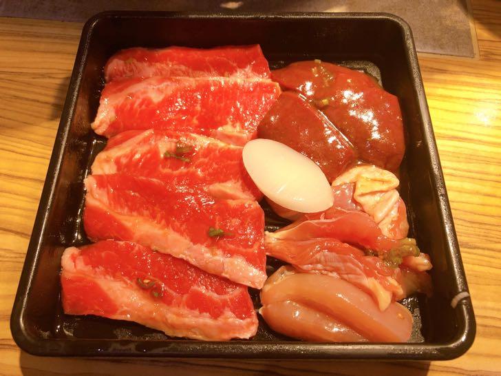 錦糸町 寿恵比呂の焼肉ランチ