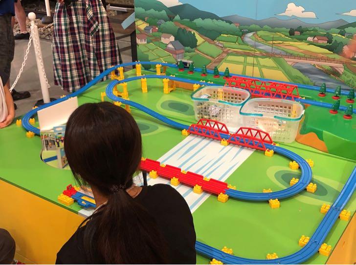 東武博物館 プラレールフェスティバル