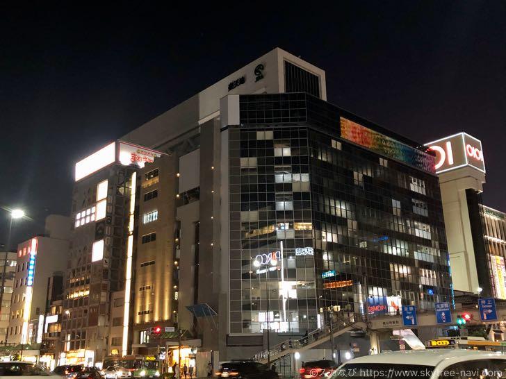 錦糸町駅前プラザ