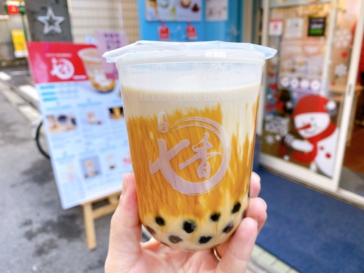 SEVEN TEA HOUSE(七香茶珈舎)