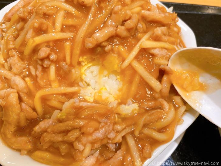 原宿麺飯房 ソラマチ