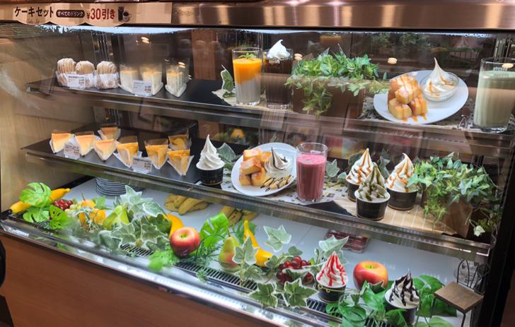 錦糸町ドトールコーヒー|ソフトクリーム