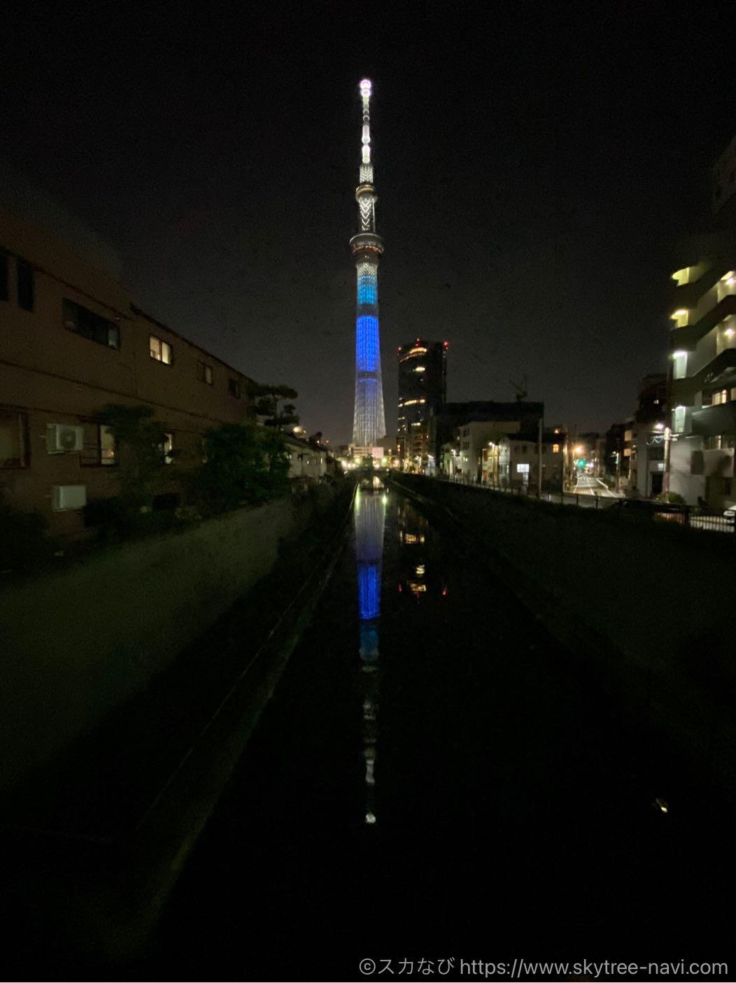 スカイツリー 聖火リレー特別ライティング 島根県